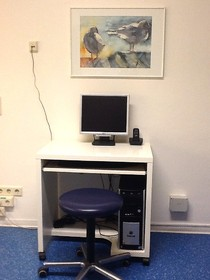 Arbeitsplatz, Endoskopie