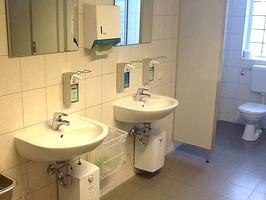Sanitäranlage, WC