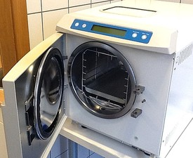 Autoklav Dampfsterilisator